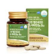 애플트리 김약사네 그린엽산400&비타민B6,12